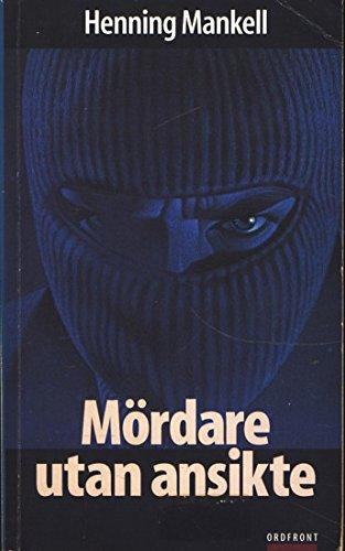 9789173246224: Mordare utan ansikte