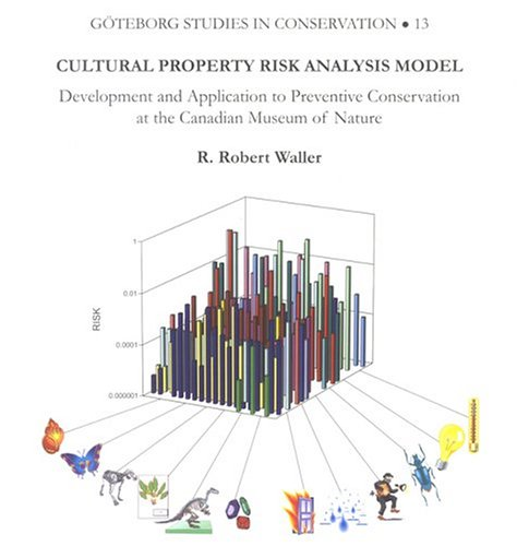 9789173464758: Cultural Property Risk Analysis Model: Development and Application To Preventive Conservation At The Canadian Museum Of Nature (Goteborg Studies in Conservation)