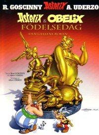 9789174053586: Schwedisch / Swedish : Asterix & Obelix F�delsedag - Den Gyllene Boken(Nr. 34)