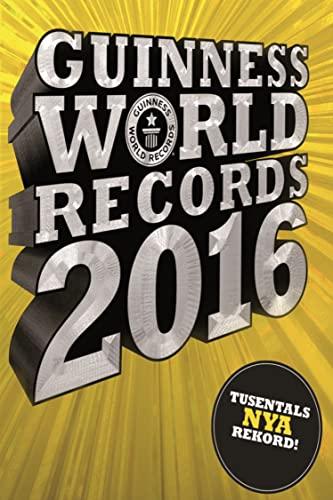 9789174244342: Guinness World Records 2016