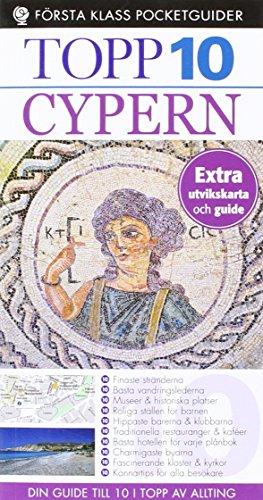 9789174250930: Cypern (Topp 10)