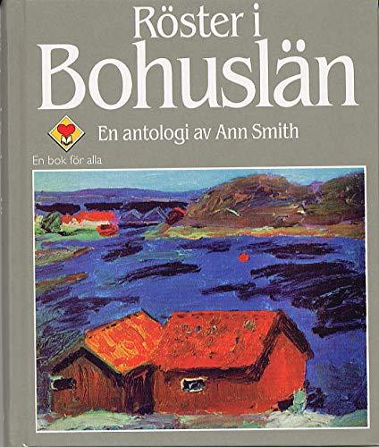 Roster i Bohuslan: En antologi (En bok for alla) (Swedish Edition)