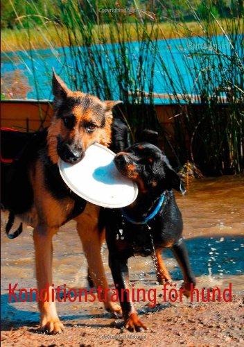 Konditionsträning för hund: Britta Agardh