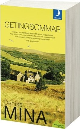 9789175030623: Getingsommar (av Denise Mina) [Imported] [Paperback] (Swedish)