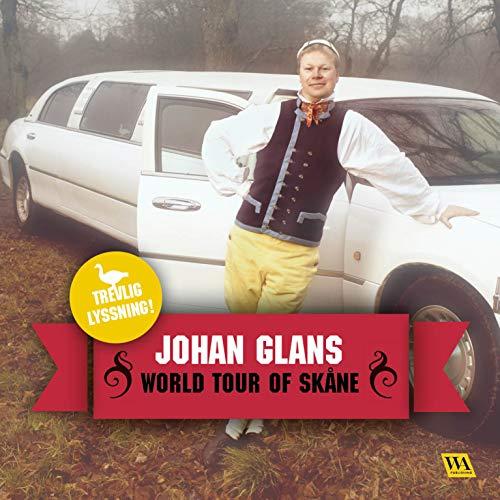 9789175235349: World tour of Sk�ne