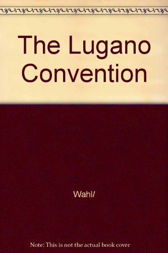 9789175980799: The Lugano Convention