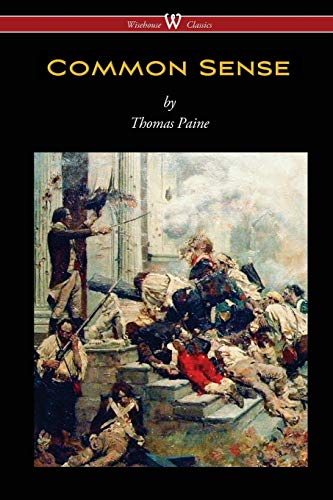 9789176370544: Common Sense (Wisehouse Classics Edition)