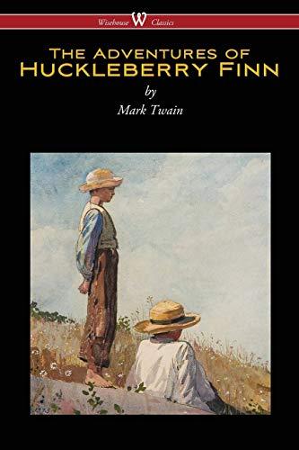 9789176370803: The Adventures of Huckleberry Finn (Wisehouse Classics Edition)