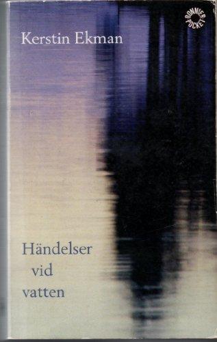 9789176430729: Handelser Vid Vatten (Swedish Edition)