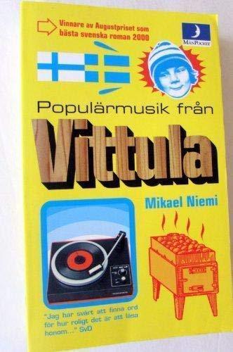 9789176437186: Popularmusik Fran Vittula