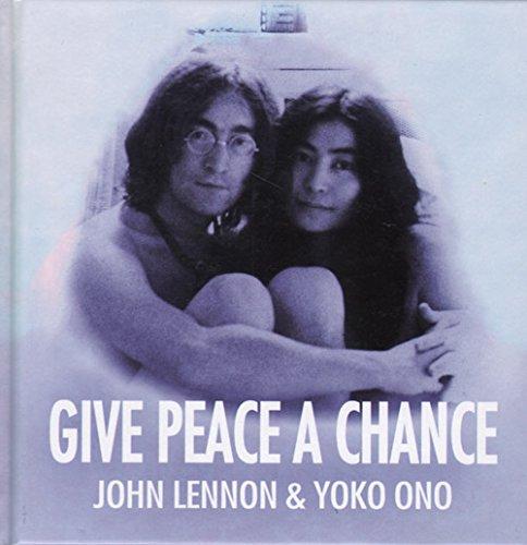 John Lennon & Yoko Ono - Give Peace A Chance + DVD