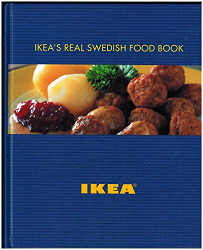 IKEA's Real Swedish Food Book: N/A