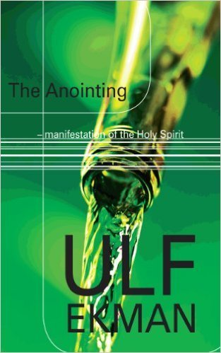 how to receive the anointing of the holy spirit