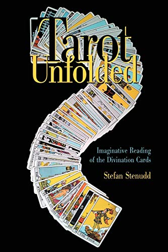 9789178940554: Tarot Unfolded: Imaginative Reading of the Divination Cards