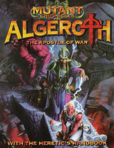 9789178982851: Mutant Chronicles: Algeroth the Apostle of War