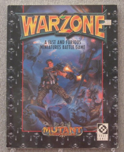9789178983285: Warzone: A Fast and Furious Miniatures Battle Game