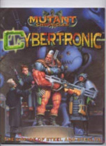 9789178983490: Cybertronic: The Empire of Steel and Stealth (Mutant Chronicles)