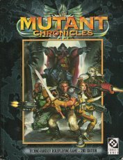 Mutant Chronicles 2nd Edition (Mutant Chronicles (Target Games))