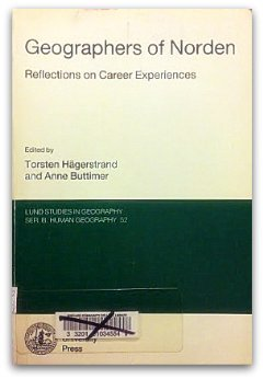 Geographers of Norden: Reflections on career experiences: n/a