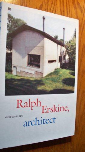 9789179880460: Ralph Erskine, Architect