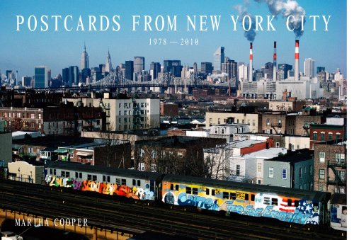 9789185639557: Martha Cooper: Postcards from New York City