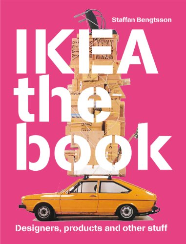 9789185689064: Ikea the Book: Designers, Products and Other Stuff (Pink Cover)