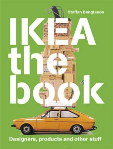 9789185689408: IKEA the Book: Designers, Products and Other Stuff (Green Cover)