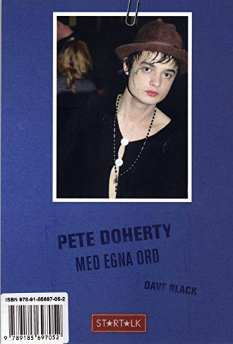 9789185697052: Pete Doherty : med egna ord