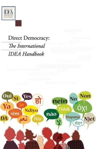 Direct Democracy: The International IDEA Handbook: The: Beramendi, Virginia/ Ellis,