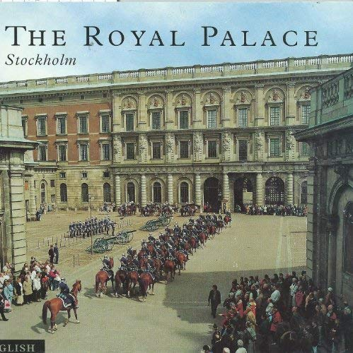 9789185726707: The Royal Palace Stockholm