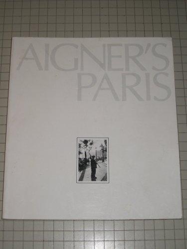 9789185786091: Aigner's Paris