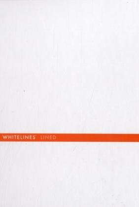 9789186177300: Whitelines Hard Wire A5 Lined Notebook: Supporting your ideas