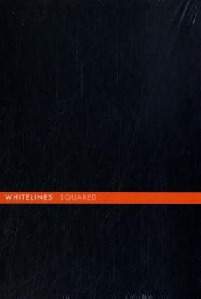 9789186411695: Whitelines Hard Wire A5 Squared Notebook - Black