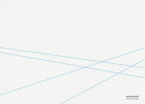 9789186411978: Whitelines Orange Glue A4 3-D Perspective Paper