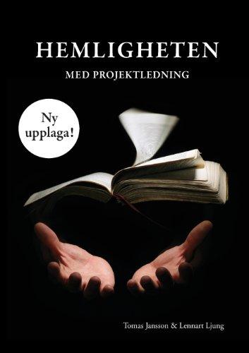 9789186419370: Hemligheten Med Projektledning - NY Upplaga (Swedish Edition)