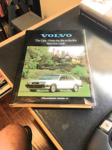 9789186442149: Volvo: The Cars - From the 20s to the 80s (Marques & Models)
