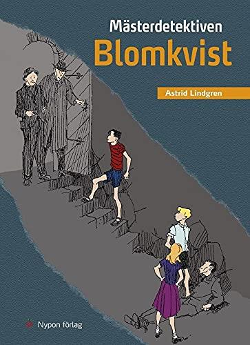 9789186447687: Mästerdetektiven Blomkvist / Lättläst