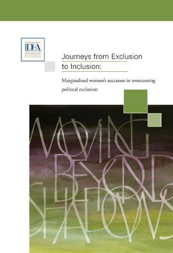 9789186565930: Journeys from Exclusion to Inclusion: Marginalized Women's Successes in Overcoming Political Exclusion
