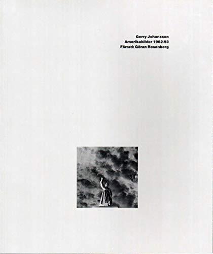 9789187220050: Amerikabilder 1962-93 [SIGNED COPY]