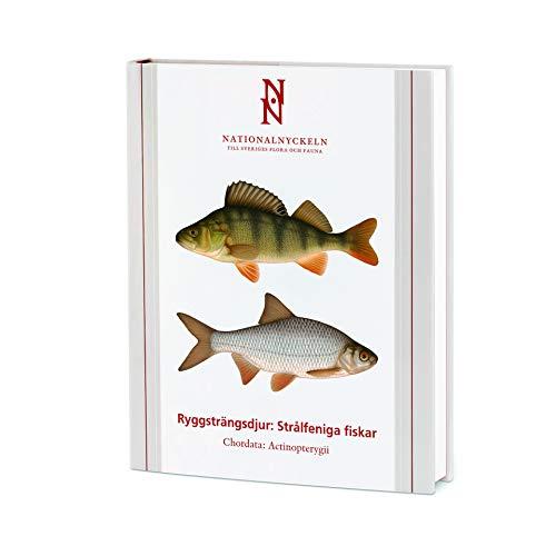 9789188506801: Ryggsträngsdjur: Strålfeniga fiskar (Nationalnyckeln till Sveriges flora och fauna)
