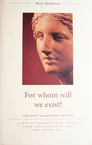 9789188664068: For Whom Will We Exist? The Lots Management Process