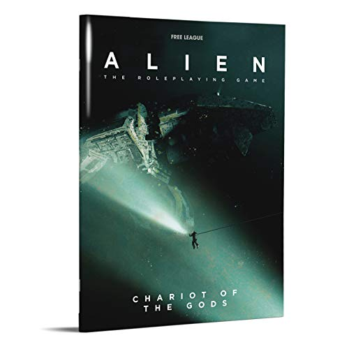 9789188805614: Alien Rpg: Chariot of the Gods Adv.