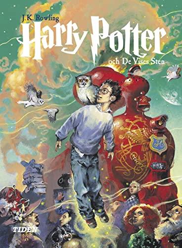 9789188876652: Harry Potter och De Vises Sten (Harry Potter)