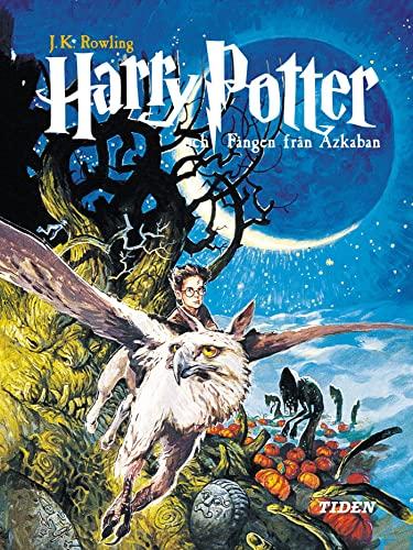 9789188877444: Harry Potter Och Fången Från Azkaban Swedish Edition Harry Potter and the Prisoner of Azkaban
