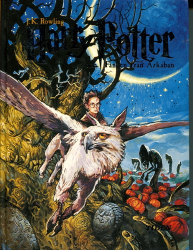 9789188877444: Harry Potter Och Fången Från Azkaban Swedish Edition Harry Potter and the Prisoner of Azkaban