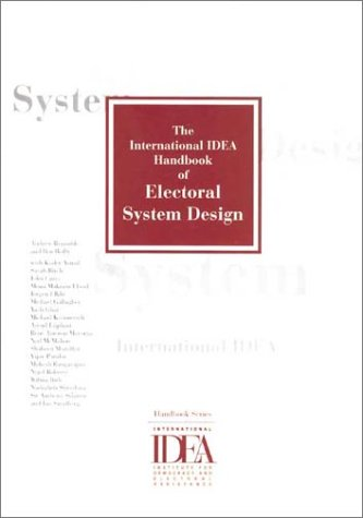 9789189098008: Handbook of Electoral System Design with Other