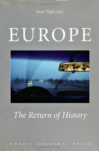 9789189116146: Europe: The Return of History