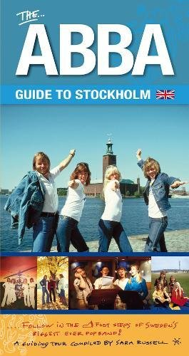 9789189136540: ABBA Guide to Stockholm, The (Premium Publishing)