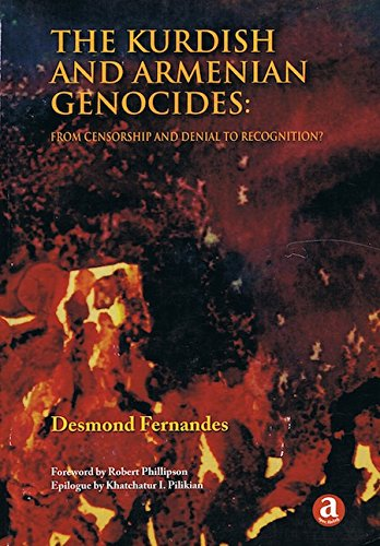 9789189675728: The Kurdish and Armenian Genocides: From Censorship and Denial to Recognition