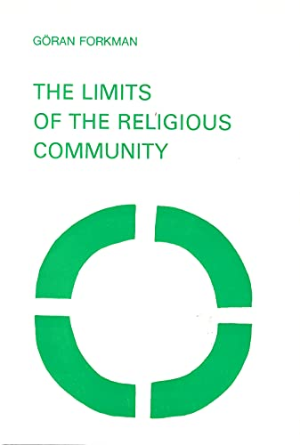 The limits of the religious community: Expulsion: Forkman, Goran